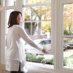 opening sash window
